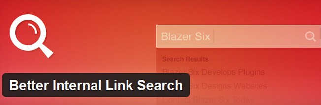 Better Internal Link Search