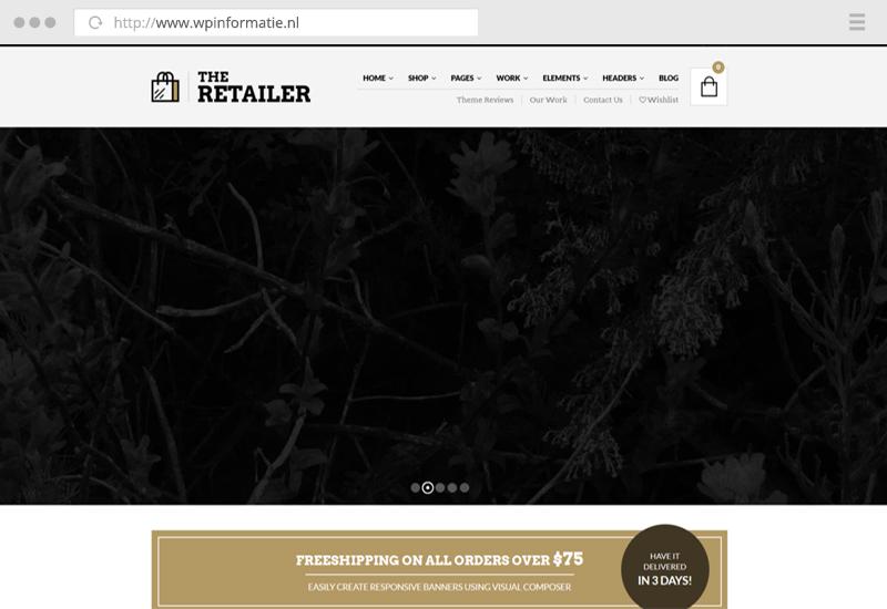 retailer-woocommerce-theme